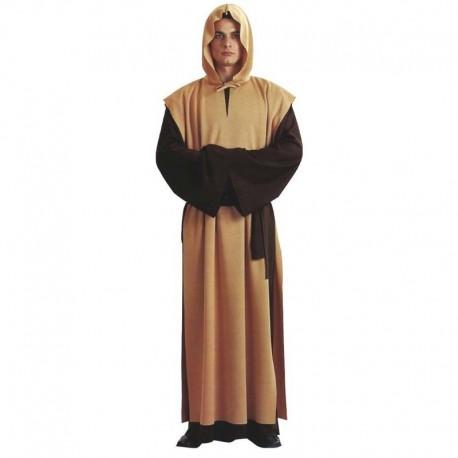 Disfraz de monje 2 colores