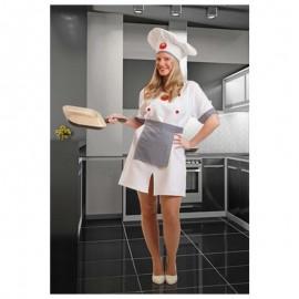 Disfraz de cocinera para adulto