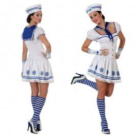 Disfraz de marinera para adulto