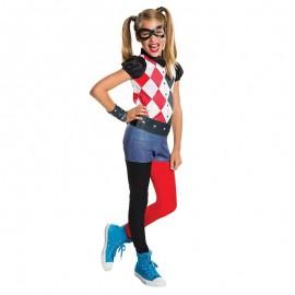Disfraz de Harley Quinn ™ 4-6 años