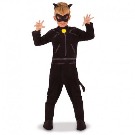 Disfraz de Cat Noir 5-6 años