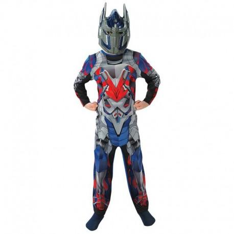 Disfraz de Transformers Optimus Prime 3-4 años