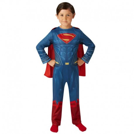 Disfraz de Superman ™ Justice League 5-6 años