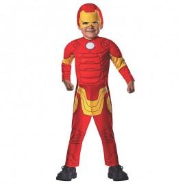 Disfraz de Iron Man 2-4 años