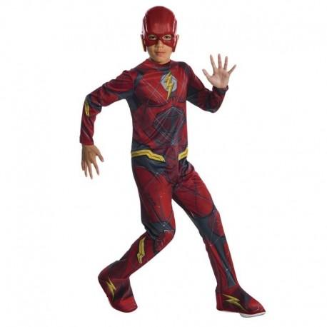 Disfraz de Flash Justice League 4-6 años