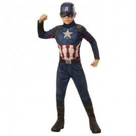 Disfraz de Capitan America ™ Endgame 4-6 años