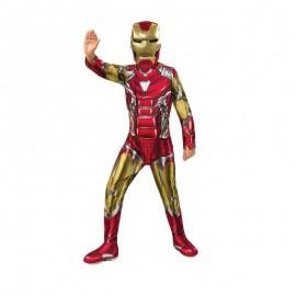 Disfraz de Iron Man ™ Endgame talla 8-10 años