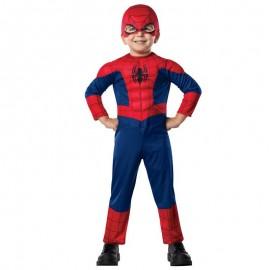 Disfraz de Spiderman 2-4 años