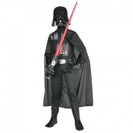 Disfraz de Darth Vader Star Wars 8-10 años