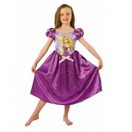 Disfraz de Rapunzel 3-4 años