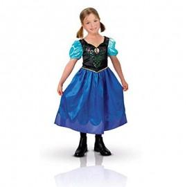 Disfraz de Anna Classic Frozen 7-8 años