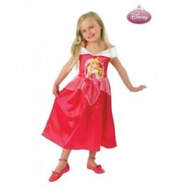Disfraz de Aurora 5-6 años