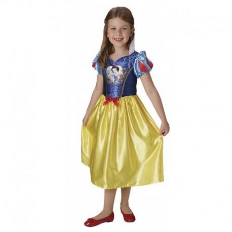 Disfraz de Blancanieves 3-4 años