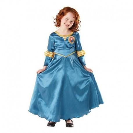 Disfraz de Merida 3-4 años