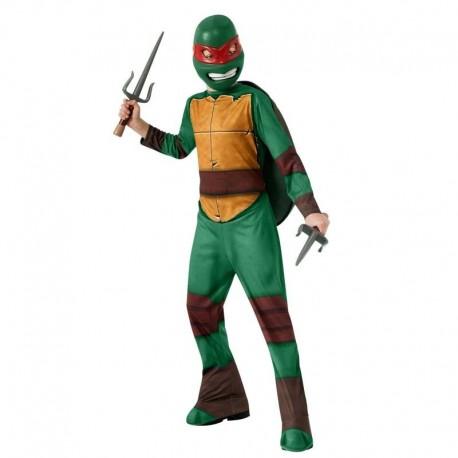 Disfraz de Tortuga Ninja Raphael 12-14 años