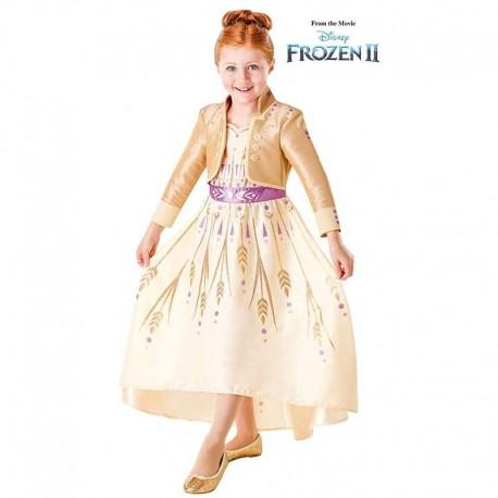 Disfraz de Anna Prologue Frozen 2 3-4 años