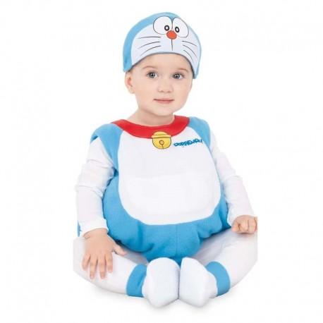 Disfraz de Doraemon 12-24 meses