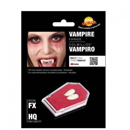 Colmillos de vampiro extra