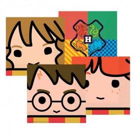 Servilletas Harry Potter 16 unidades
