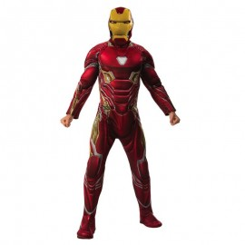 Disfraz de Iron Man ™ Infynity War adulto para adulto