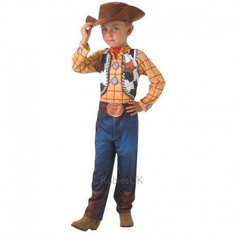 Disfraz de Woody™ 7-8 años