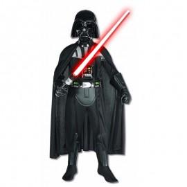 Disfraz de Darth Vader lujo 4-6 años