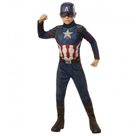 Disfraz de Capitan America ™ Endgame 12-14 años