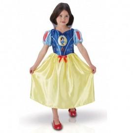 Disfraz de Blancanieves 5-6 años