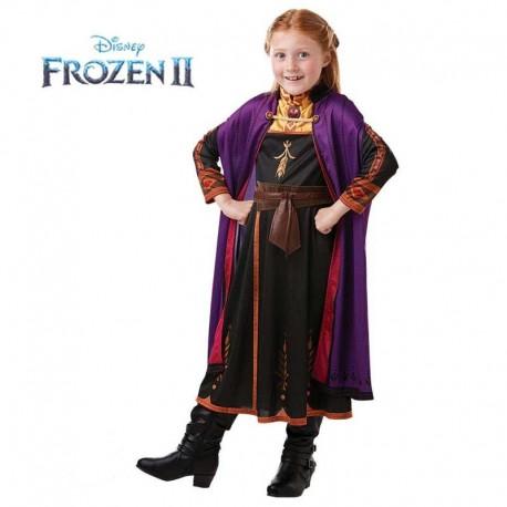 Disfraz de Anna Frozen II 7-8 años
