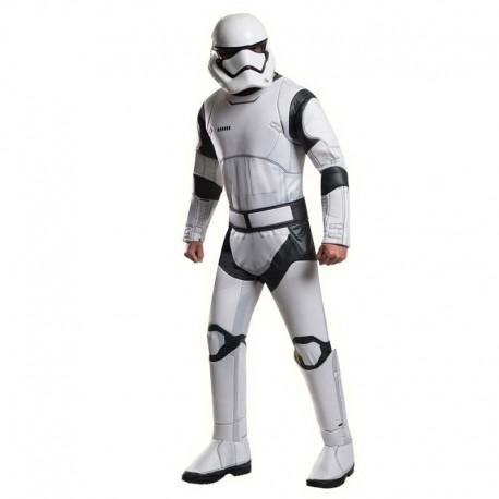 Disfraz de Storm Trooper de lujo para adulto