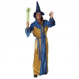 Disfraz de mago para adulto