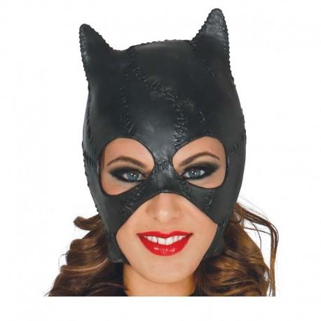 Careta de Cat Woman de latex