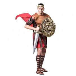 Disfraz de gladiador romano para adulto