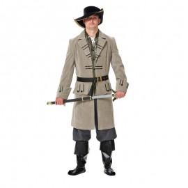 Disfraz de General Custer para adulto