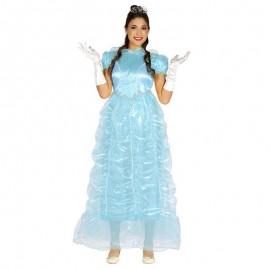 Disfraz de princesa cenicienta para adulto