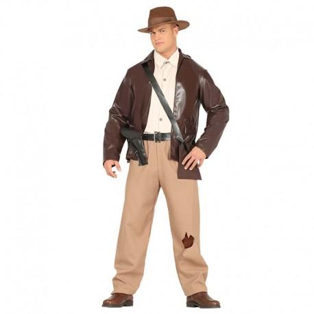 Disfraz de Indiana Jones para adulto