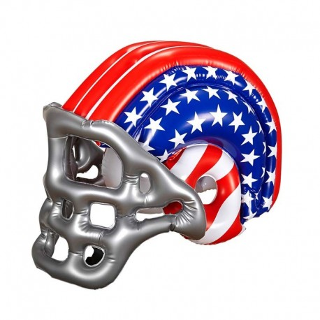 Casco de rugby hinchable USA
