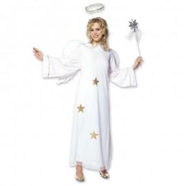 Disfraz de angel celestial L