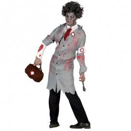 Disfraz de doctor muerte