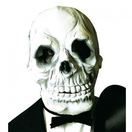 Careta de esqueleto clasico
