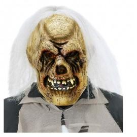 Mascara de zombie pelos