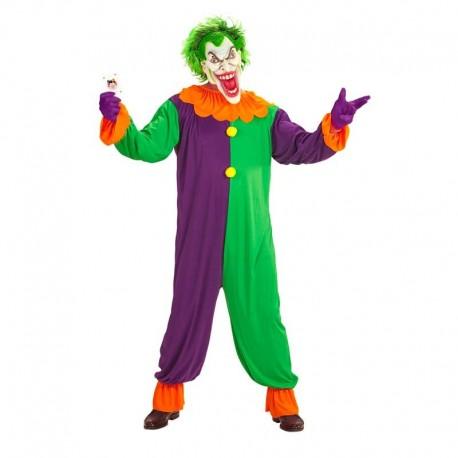 Disfraz de Joker maligno