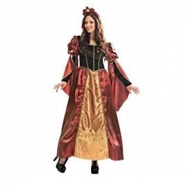 Disfraz de dama barroca