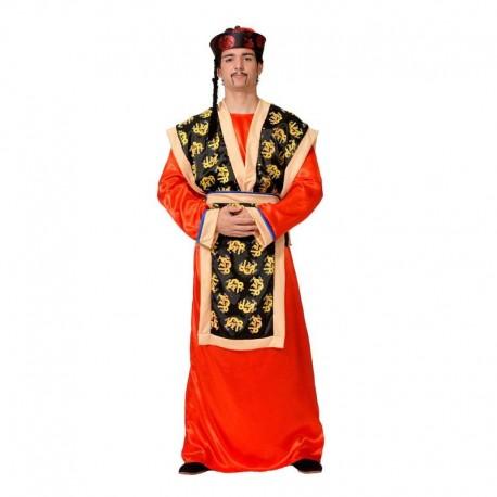 Disfraz de maestro Kung-Fu