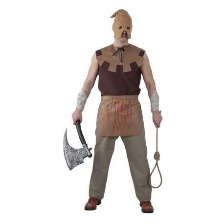 Disfraz de verdugo medieval