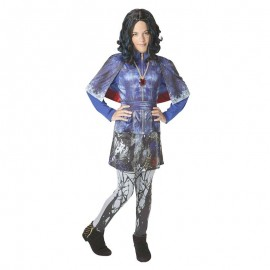 Disfraz de Evie Descendientes 5-6 años