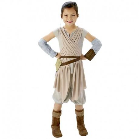 Disfraz de Rey Star Wars 7-8 años