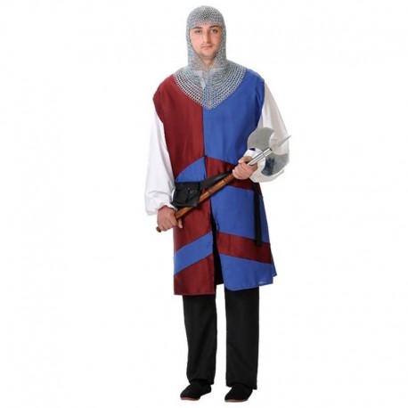 Disfraz de lancero medieval para adulto