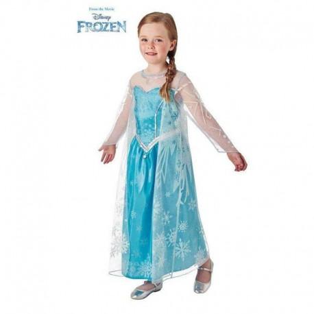 Disfraz de Elsa Deluxe 5-6 años
