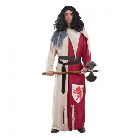 Disfraz de mercenario medieval